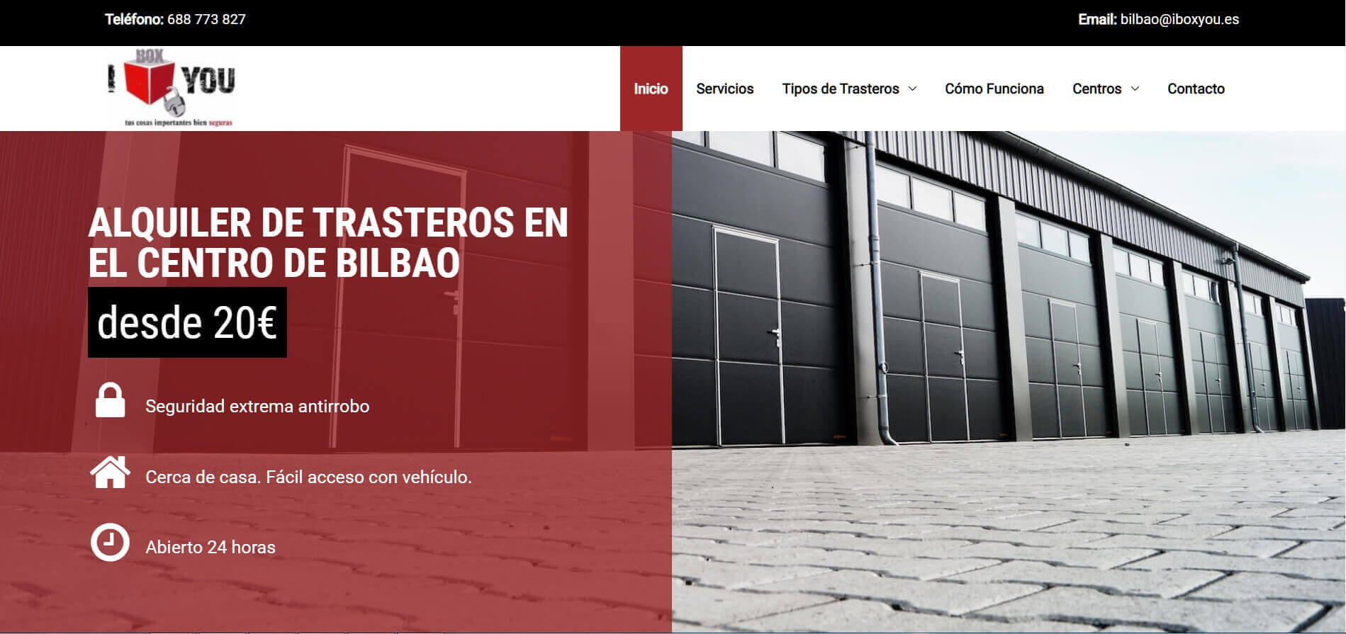 Diseño de paginas web en Bilbao, expertos en seo local y google ads